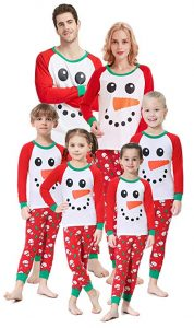 Christmas Pajamas Family
