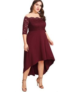Christmas Party Dress Plus Size