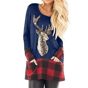 Christmas Sweater Tunics