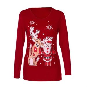 Cute Christmas Shirts Plus Size