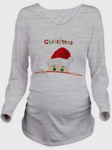 Maternity Christmas Shirts
