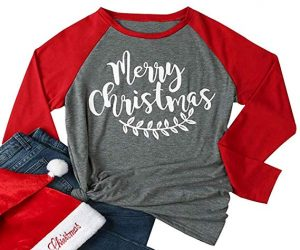 Plus Size Christmas T-Shirts