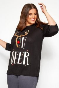 Plus Size Christmas Tops