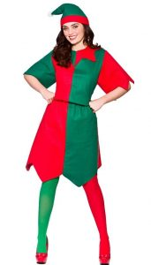Xmas Tree Costume Plus Size