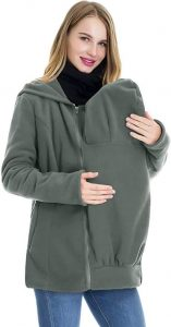 Affordable maternity winter coats