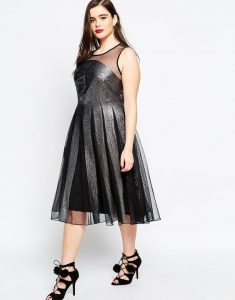Black New Years Eve Dress