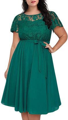 Green Dress for New Years Eve