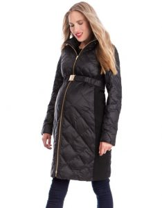 Maternity Down Winter Coat