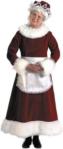 Plus Size Christmas Costumes for Adults