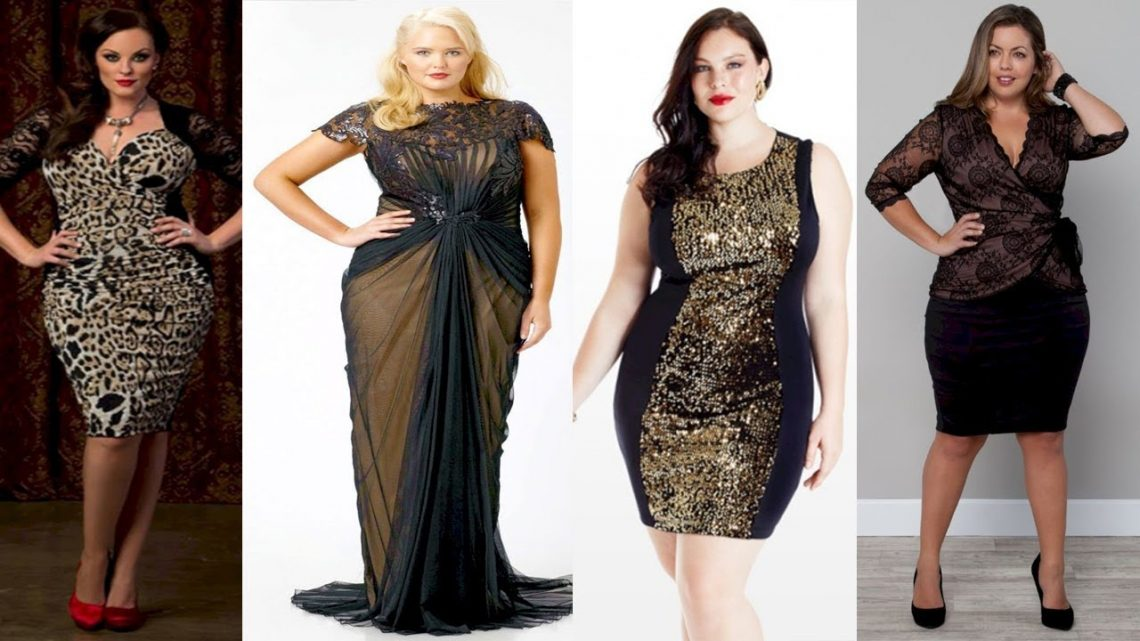 20 Plus Size New Year\'s Eve Dresses & Party Outfits