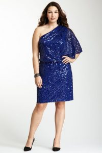 Plus Size New Year's Dress