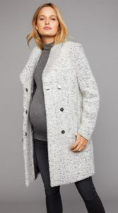 Women's Maternity Winter Coat