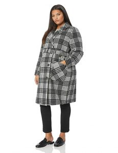 Woollen Maternity Coat