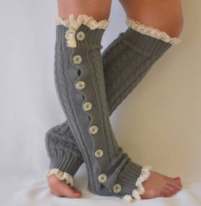 Knee High Leg Warmer