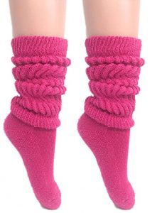 Plus Size Knee Warmers