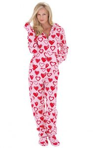 Cute PJ Set For Valentines