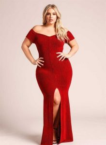 Plus Size Gowns For Valentines