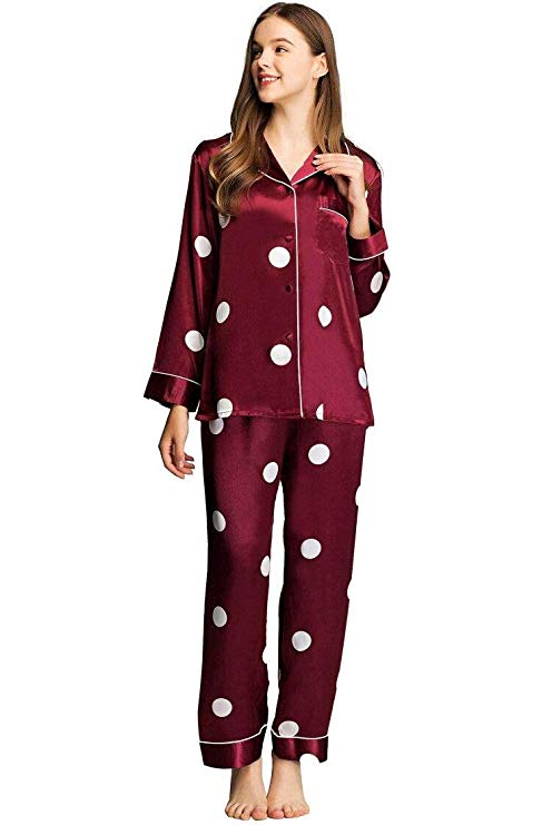Plus Size Valentines Day Pajama Set