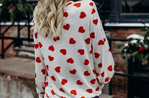 Plus Size Valentine's Day Shirts