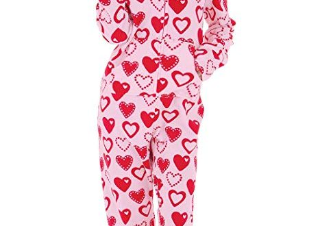 Plus Size Valentine's Day Sleepwear