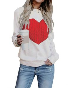 Women's Plus Size Valentines Day Shirts