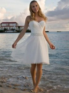 Beach Wedding Sundresses