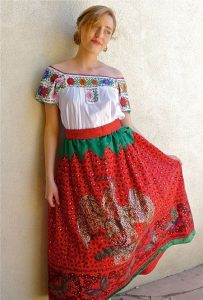 Mexican Skirt Pattern