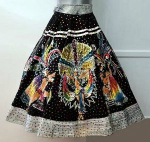 Vintage Mexican Skirts