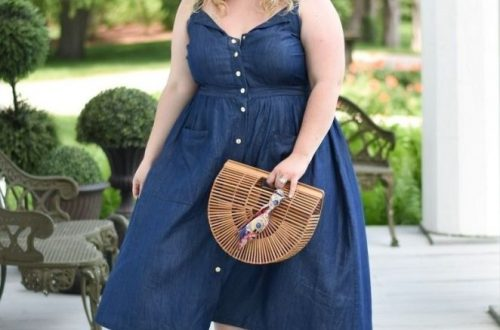 Cute Plus Size Summer Outfits