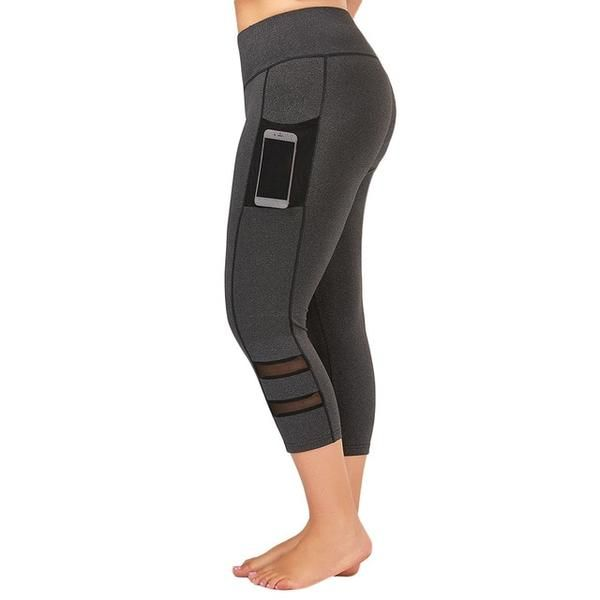 Fitness Yoga Pants In XL