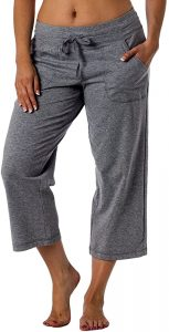 Plus Size Activewear Capri