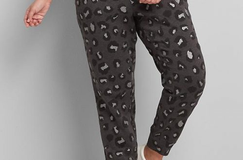 Plus Size Women's Joggers