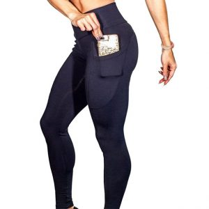 Plus Size Yoga Leggings With Pockets