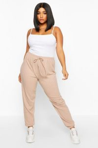 Women's Plus Size Joggers