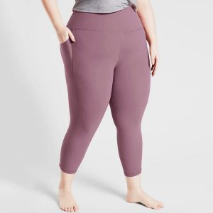 Yoga Pants With Pockets Plus Size